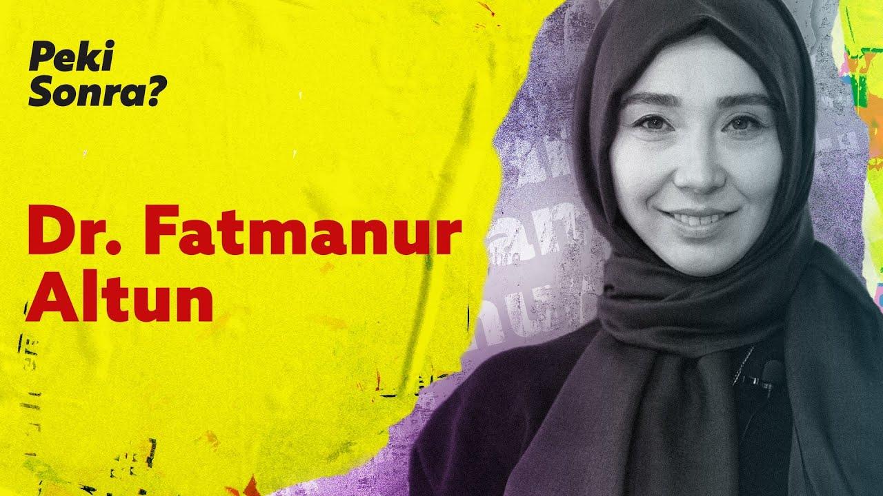 Büyük Haksızlıklara Uğradık   Dr. Fatmanur Altun