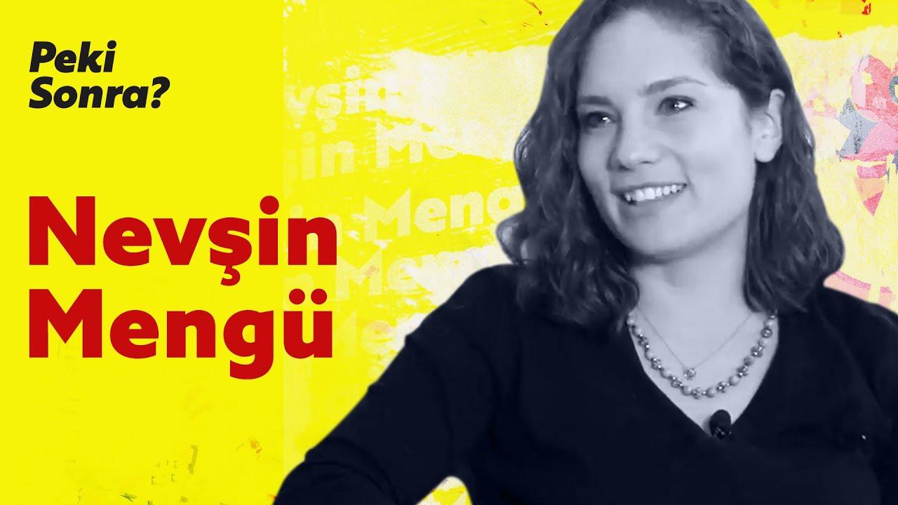 Türkiye'de Tansiyon Düşmeli   Nevşin Mengü