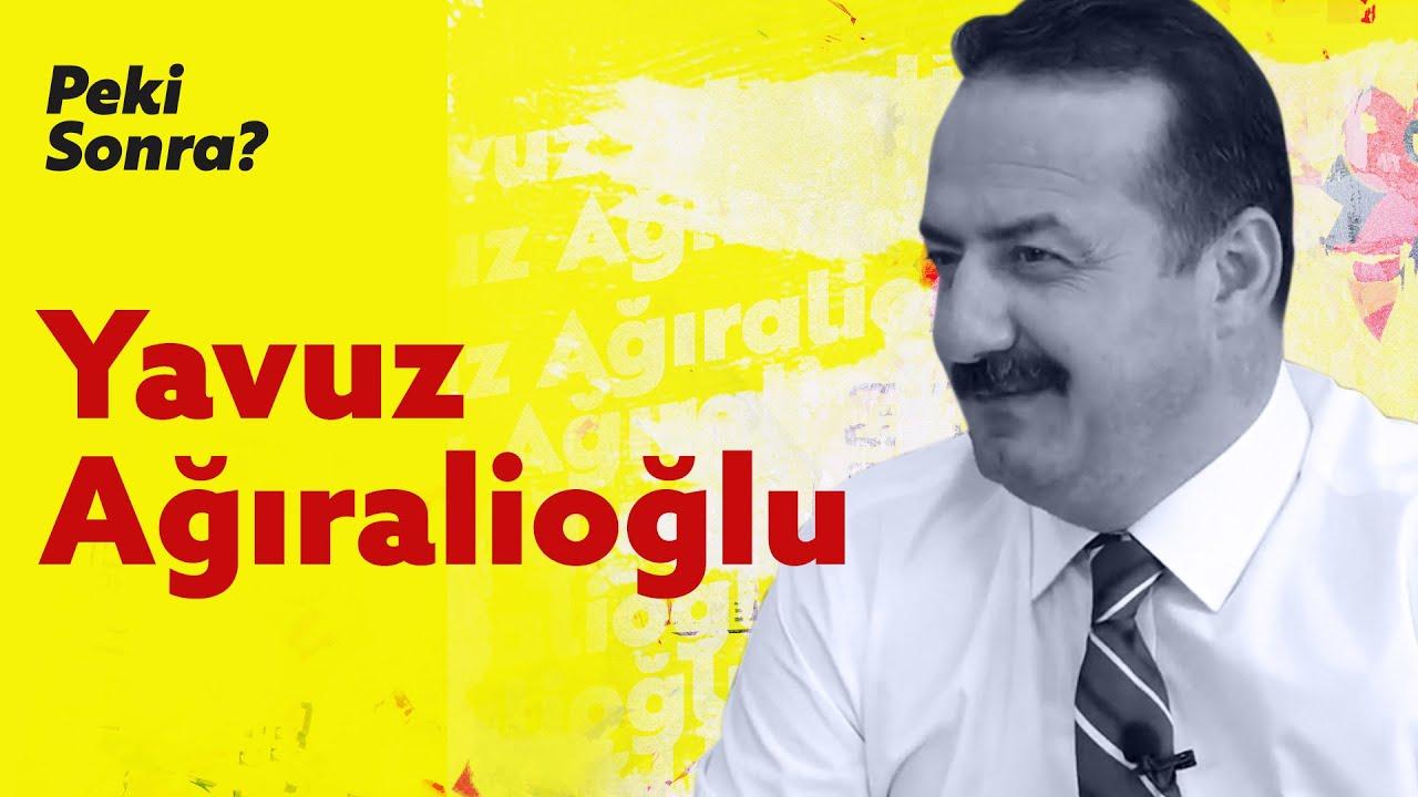 İyi Parti HDP'yi Meşru Görmedi   Yavuz Ağıralioğlu