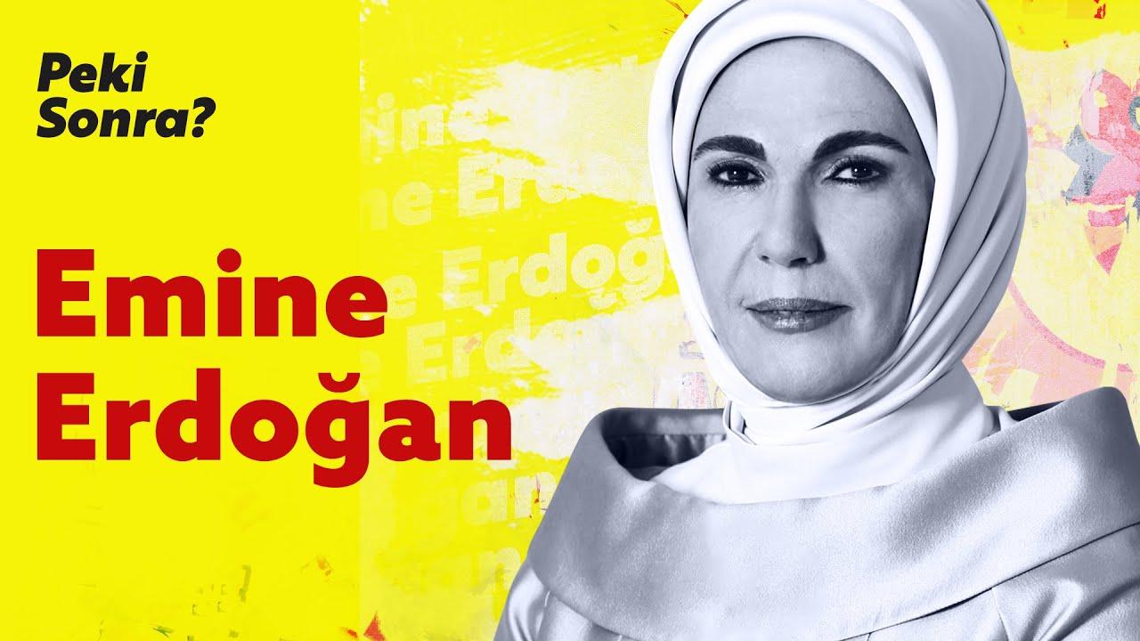 Çevre Sorunu Ulusal Bir Sorun Değil Küresel Bir Meseledir   Emine Erdoğan